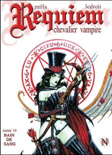 9782914420372: Requiem, Tome 10 (French Edition)