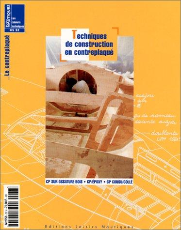 9782914423069: Technique de construction contreplaque