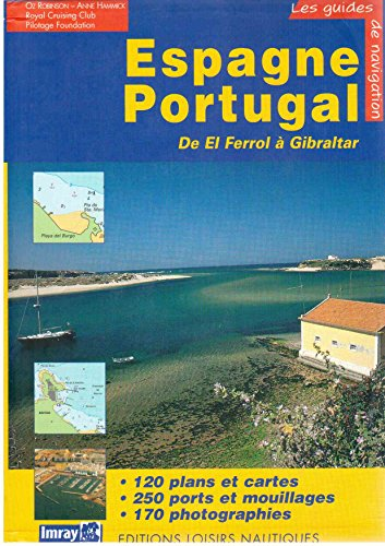 Espagne et Portugal : de El Ferrol à Gibraltar Robinson, Oz et Hammick, Anne