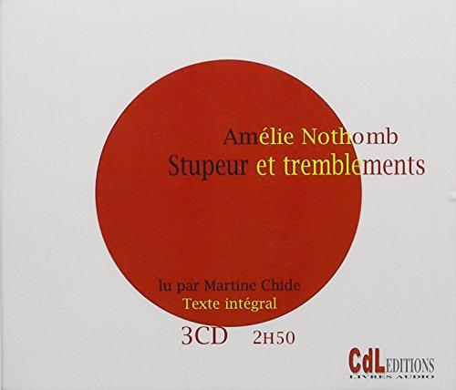 9782914428347: Stupeur et tremblements /3 CD