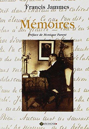 9782914444156: Memoires de Francis Jammes