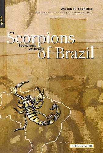 9782914449038: Scorpions of Brazil