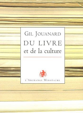 9782914453837: Du livre et de la culture (French Edition)