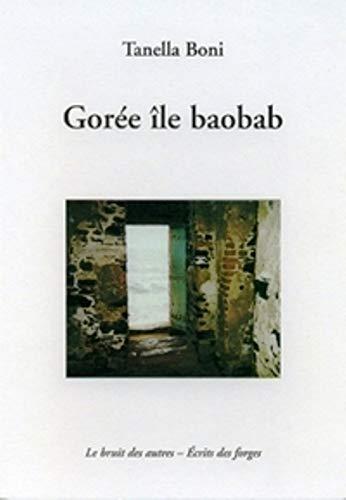 9782914461405: goree ile baobab