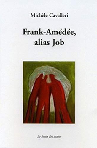 9782914461559: franck amedee alias job