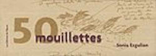 9782914480383: 50 mouillettes (Picorettes)