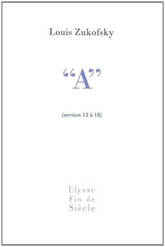 """9782914481908: """"a"""" ; sections 13 à 18"""