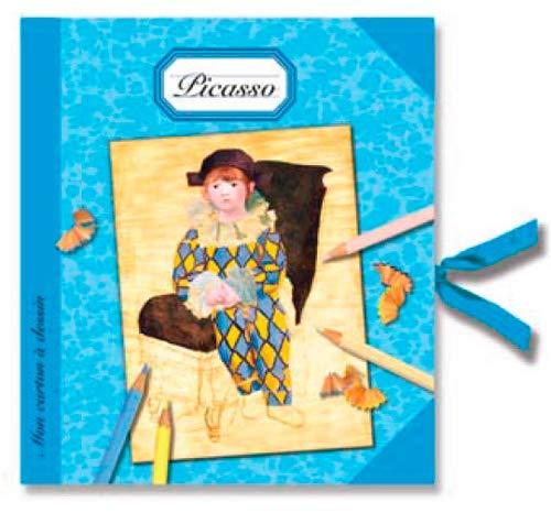 9782914506335: Mon carton à dessin : Picasso