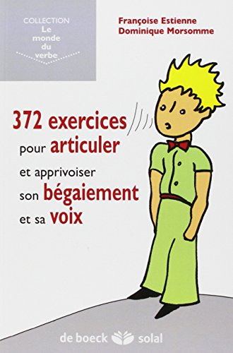 372 EXERCIVES POUR ARTICULER GERER SON B: ESTIENNE MORSOMME