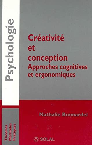 CREATIVITE ET CONCEPTION APPROCHES COGN: BONNARDEL
