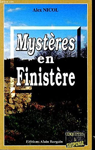 9782914532747: mystères en Finistere