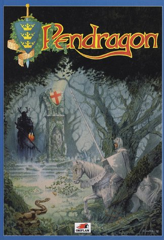9782914536127: Pendragon : Le jeu de rôle épique dans la Bretagne légendaire