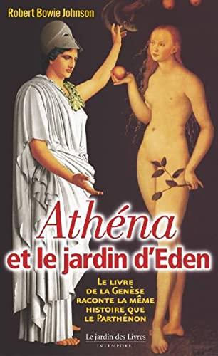 9782914569545: athéna et le jardin d'eden
