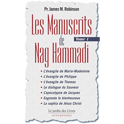 9782914569552: Les Manuscrits de Nag Hammadi : Tome 1