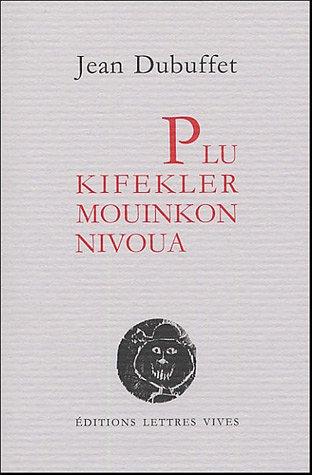 9782914577250: Plu Kifekler Mouinkon Nivoua