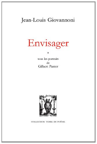 9782914577465: Envisager (French Edition)