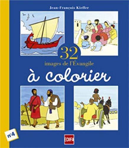 9782914580625: 32 images de l'Evangile à colorier, numéro 4