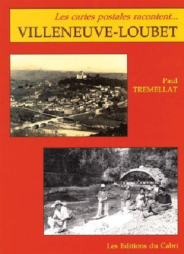 9782914603317: LES CARTES POSTALES RACONTENT VILLENEUVE-LOUBET