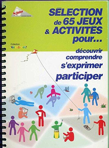 9782914649032: Fichier Selection de 65 Jeux et Activites