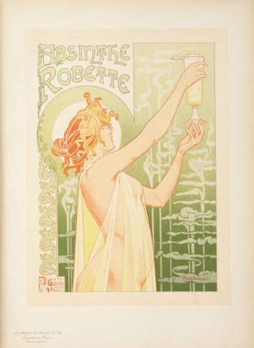 9782914661041: Masters of the Poster 1900