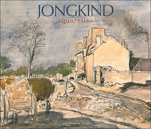 9782914661355: Jongkind - aquarelles (Bibliotheque Im)