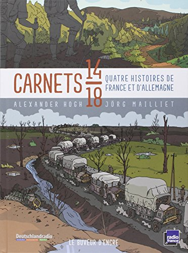 Carnets 14-18: Alexander Hogh