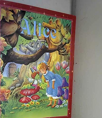 Alice (Les plus beaux contes): Carlos Busquets; Lewis