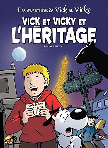 9782914721462: Les Aventures de Vick et Vicky, Tome 16 : Vick et Vicky et l'h�ritage