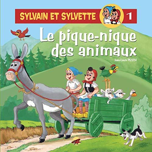 9782914721530: Sylvain et Sylvette, Tome 1 : Le pique-nique des animaux