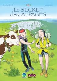 SECRET DES ALPAGES -LE-: BLANCHARD SAPOLIN