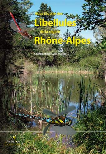 LIBELLULES DE LA REGION RHONE ALPES: DELIRY CYRILLE