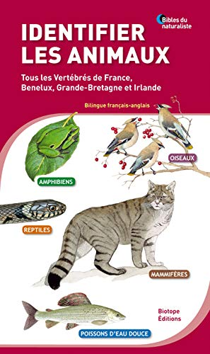 Identifier les animaux (French Edition): Biotope