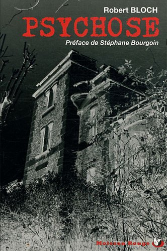 Psychose (French Edition) (2914833989) by [???]