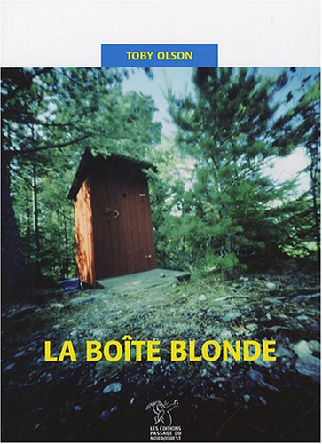 9782914834292: la boîte blonde