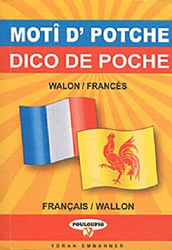 9782914855600: Wallon-Français (Dico de Poche)