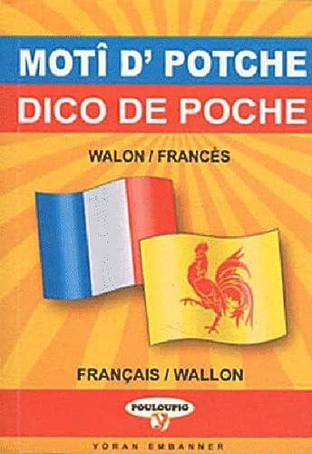 9782914855600: dico de poche wallo / français