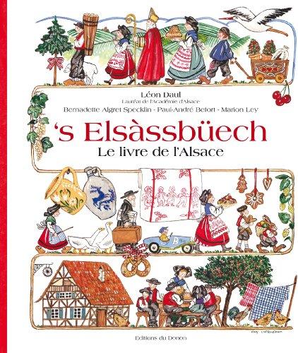 9782914856652: S Els�ssb�ech - Le livre de L'Alsace