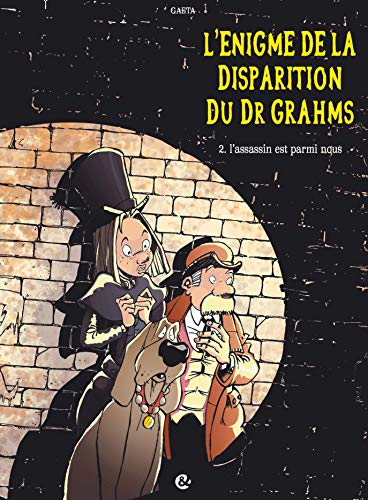 9782914880145: L'énigme de la disparition du Dr Grahms, Tome 2 :