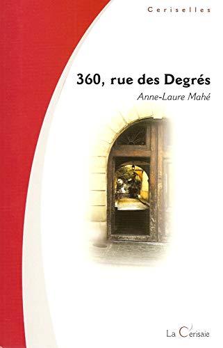9782914908016: 360, rue des Degr�s