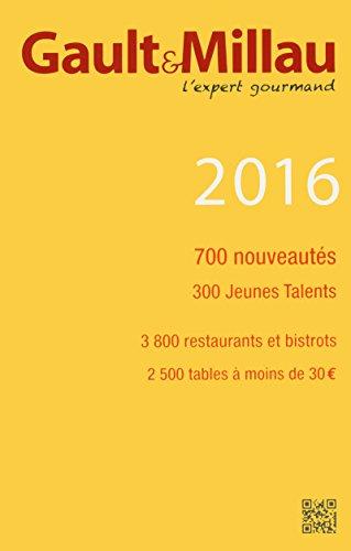 9782914913874: Gault Millau FRance 2016 (French Edition)