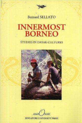 9782914936026: Innermost Borneo: Studies in Dayak Cultures