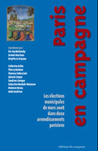 Paris en campagne (French Edition): Eric Agrikoliansky