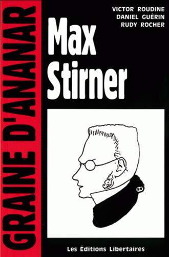 9782914980111: Max Stirner
