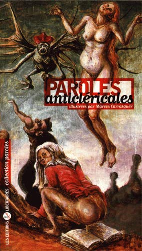 9782914980180: Paroles anticléricales (French Edition)