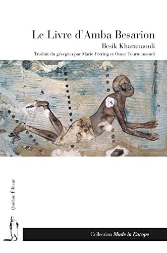 9782915018448: Le livre d'Amba Besarion