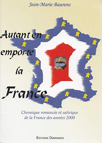 9782915036060: Autant en emporte la France