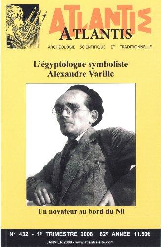 9782915053227: 432. Alexandre Varille l'Egyptologue Symboliste