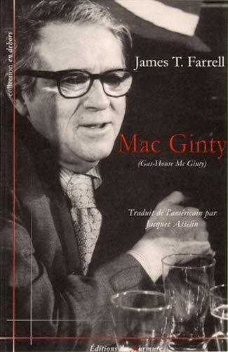9782915099126: Mac Ginty (Gas-House Mc Ginty)