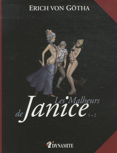 9782915101324: Les Malheurs de Janice, Tome 1 + 2 :  (Canicule)