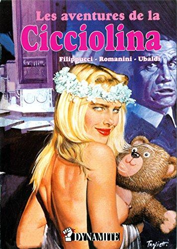 les aventures de la Cicciolina: DYNAMITE